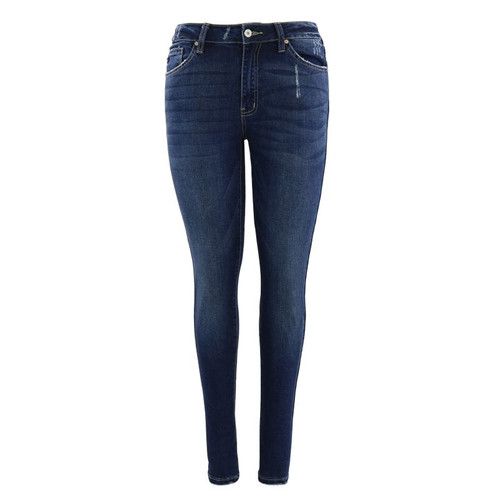 Boutique Mid Rise Skinny Jeans | Denim by KanCan | Shop Now Cute Bottoms  Size 3/25, 5/26, 7/27, 9/28, 11/29, 13/30, 15/31 2% Stretch For All Day Comfort Model Wears Size 9 True To Size