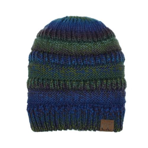 7f5747a236c Accessories - Winter Hats - Messy Bun C.C Beanie - Trendy Threads Inc