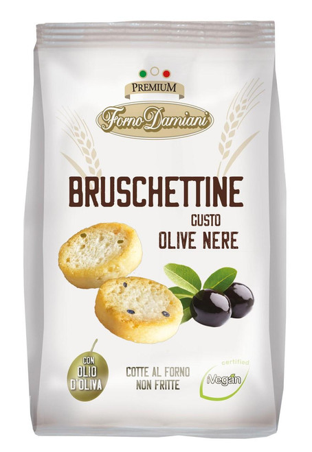 Delicious Olive Oil Flavored Italian Style Crackers