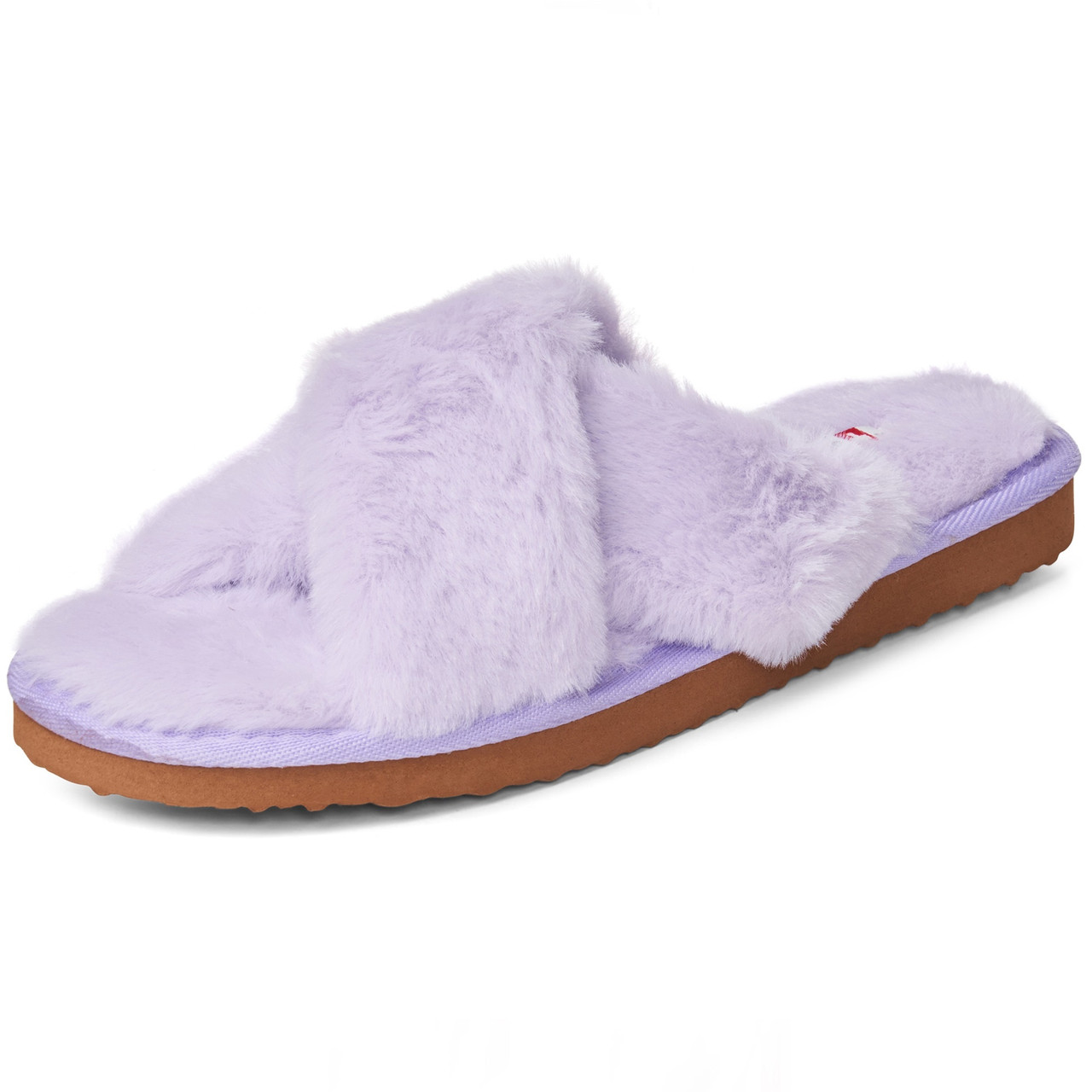 Toddler Size 9 Soft Soled Indoor Shoes Leopard Slippers