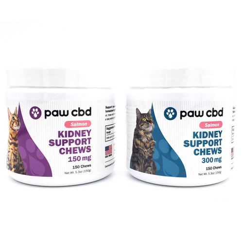 Buy Paw CBD Cat Kidney Support Chews Online from Tree Huggers