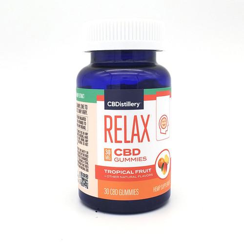 Buy CBDistillery CBD Anytime Gummies 30mg Online from Tree Huggers Co-op