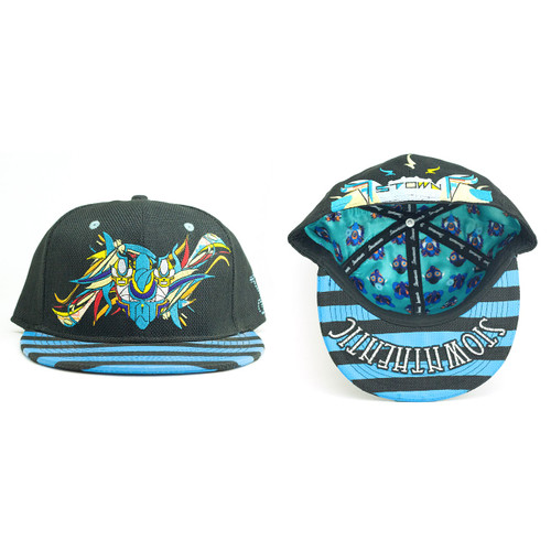 Buy a Black Stownthentic Fitted Hat Online from Tree Huggers Co-op