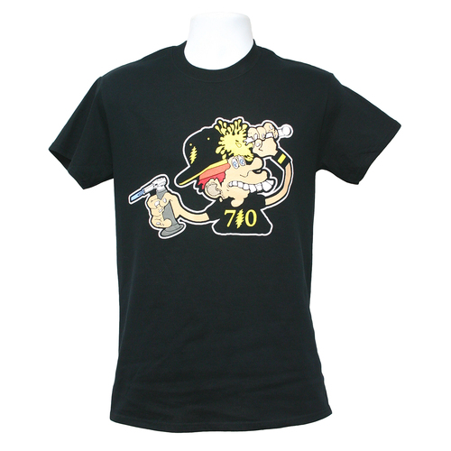 Buy a Stylish 710 Dab Kid T-Shirt Online from Tree Huggers Co-op