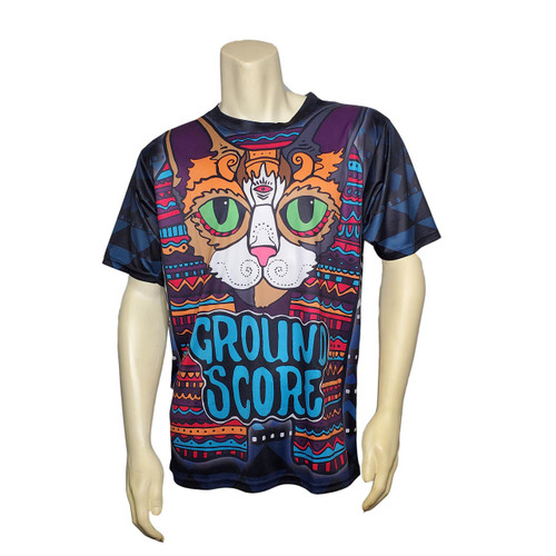 Buy a Stylish Ground Score T-Shirt Online from Tree Huggers Co-op