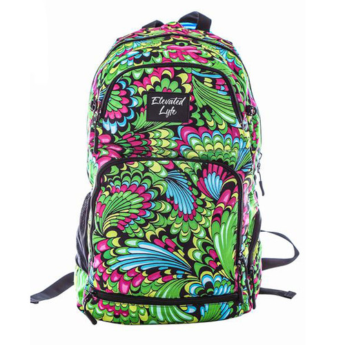 Buy a Stylish Green Dream - PEAK Collection Hydration Pack (2L) Backpack Online from Tree Huggers Co-op.