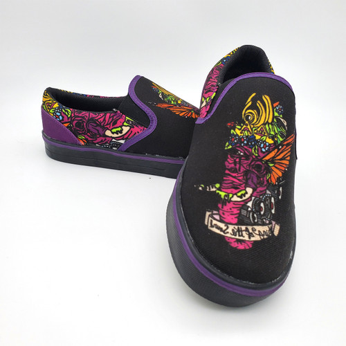 Buy these Stylish King of the Sound Slip-on Shoes Online from Tree Huggers Co-op