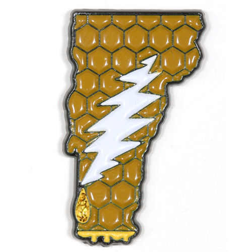 Buy a Vermont Deadhead Pin Online from Tree Huggers