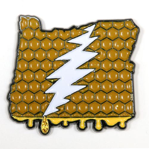 Buy a Oregon Deadhead Pin Online from Tree Huggers
