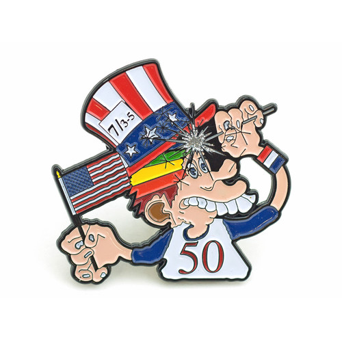 Buy a Grateful Dead Fare Thee Well 50th Pin Online from Tree Huggers
