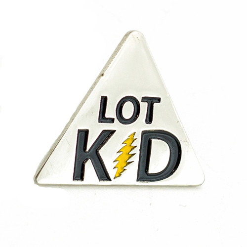Buy a Lot Kid Pin Online from Tree Huggers