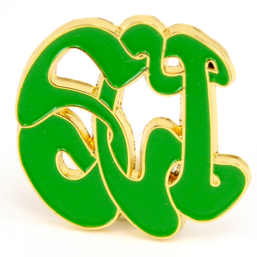 Buy a String Cheese Incident Bubble Logo Pin Online from Tree Huggers