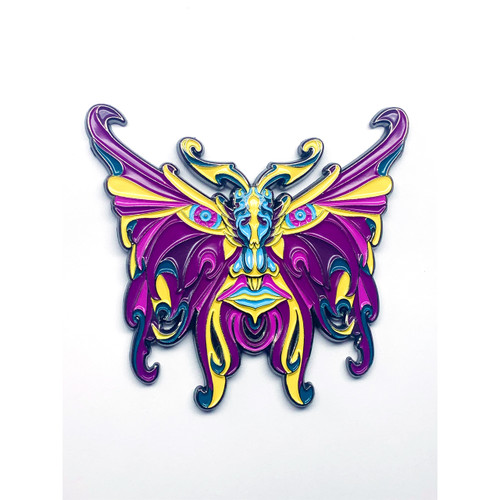 Buy a Butterfly Being 3D Pin Online from Tree Huggers