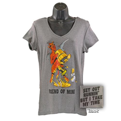 Buy a Friend of Mine Women's T-Shirt Online from Tree Huggers Co-op