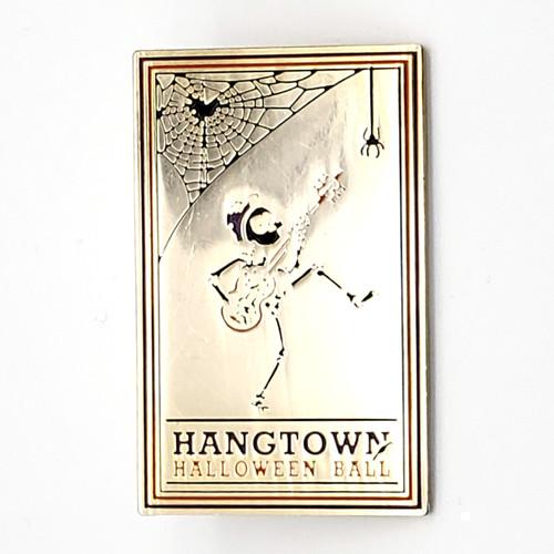 Hangtown Halloween Ball Pin