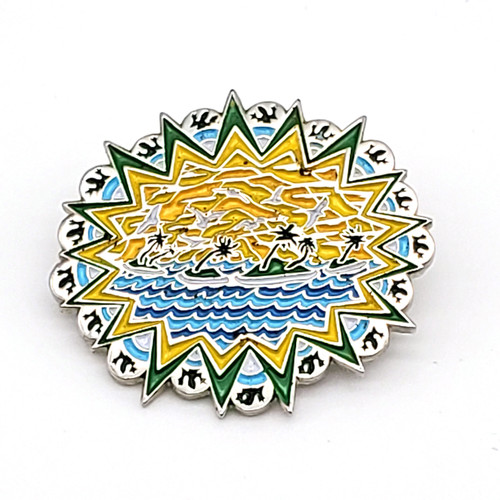Buy a Punch You In The Eye (PYITE) Pin Online from Tree Huggers