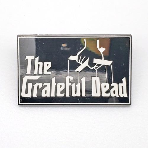Grateful Dead Godfather Pin