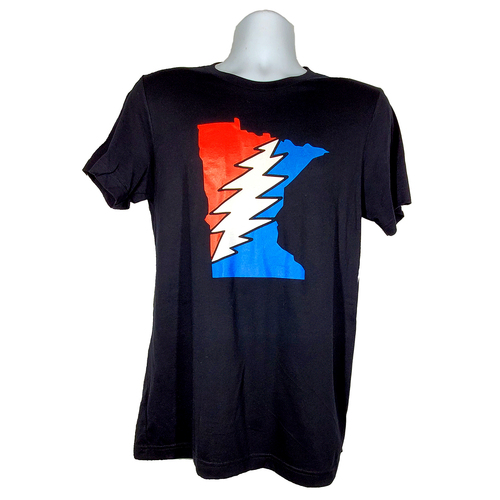 Buy a Stylish Minnesota Deadhead T-Shirt Online from Tree Huggers Co-op