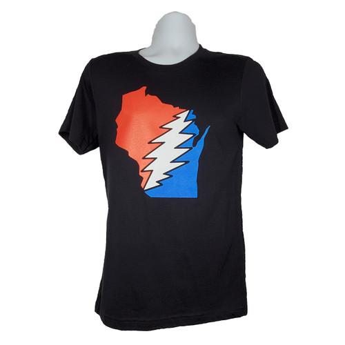 Buy a Stylish Wisconsin Deadhead T-Shirt Online from Tree Huggers Co-op