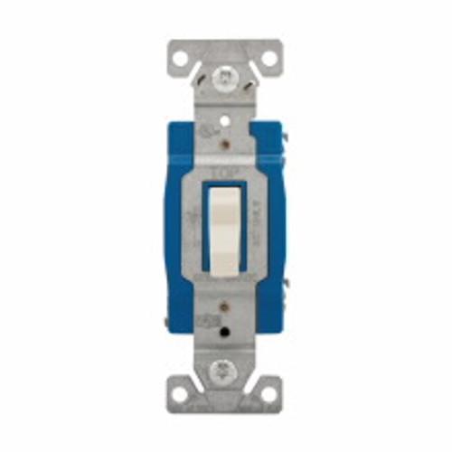 Eaton Wiring Devices WD1203LA SW Tog 3Way 15A 120/277V Con Grad B&S LA