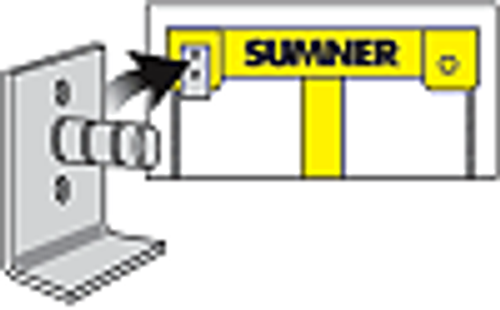 Sumner 780192 Roust-A-Bout Load pulley shear pin