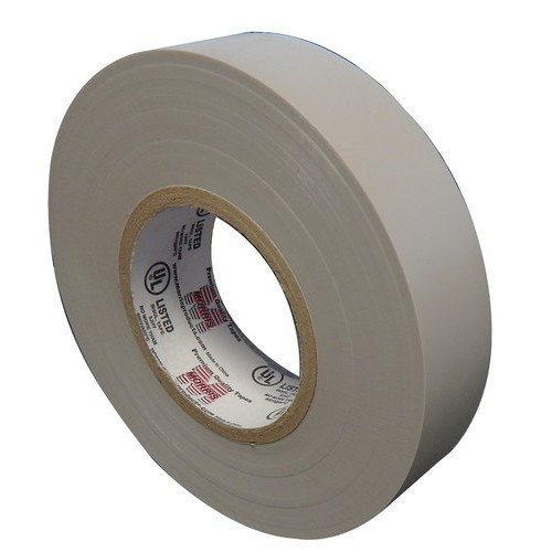 """Morris Products 60118 7 Mil Professional Grade Vinyl Electrical Tape Gray 3/4"""" X 66'"""