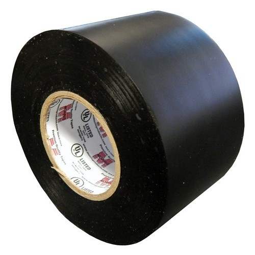 """Morris Products 60202 8.5 Mil Commercial Grade Vinyl Electrical Tape 2"""" X 66'"""