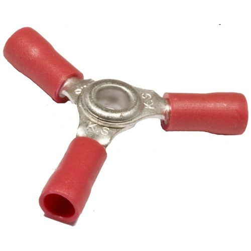 Morris Products 12172 Vinyl Insulated 3-Way Connectors  22-16