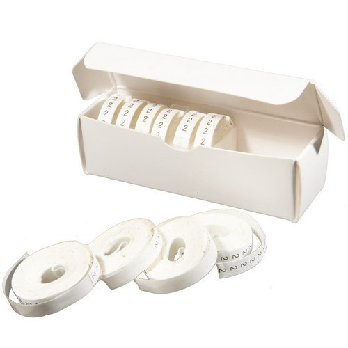 Morris Products 21230 Wire Marker Refill Rolls #0 10 Pack