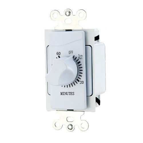 Morris Products 80492 Spring Wound Timer SPST 60 Minute