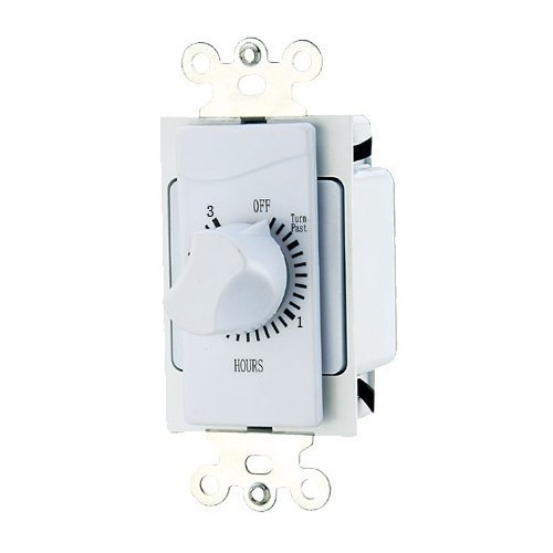 Morris Products 80495 Spring Wound Timer SPST 180 Minute
