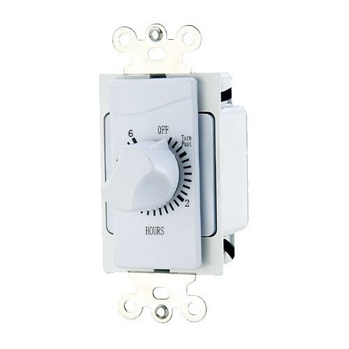 Morris Products 80496 Spring Wound Timer SPST 6 Hour
