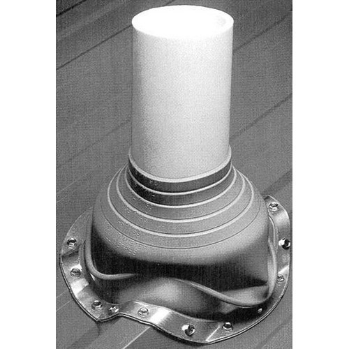 """Morris Products G14743-C 1/4"""" to 4"""" Metal Roof Flashing"""