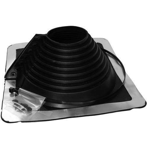 """Morris Products G14753-C 9-1/4"""" to 16-1/4"""" Retrofit Roof Flashing"""