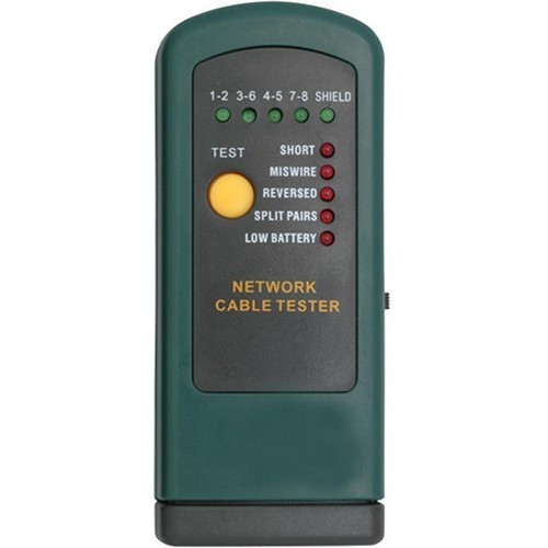 Morris Products 57316 Network Cable Tester