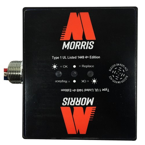 Morris Products 89128 Residential Whole House Surge Suppression - Single Phase 120/240