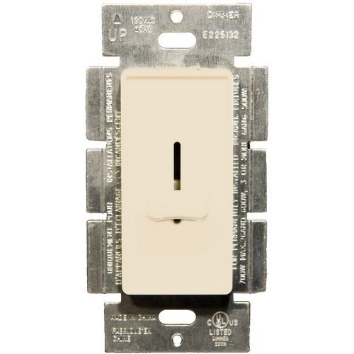Morris Products 82723 Slide Dimmer Almond