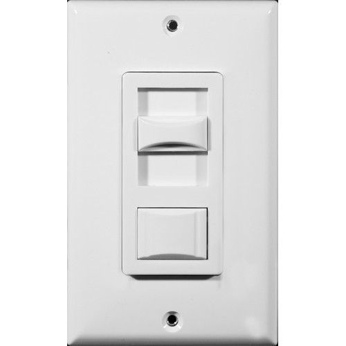Morris Products 82746 Fluorescent & CFL Dimmer White 3-Way