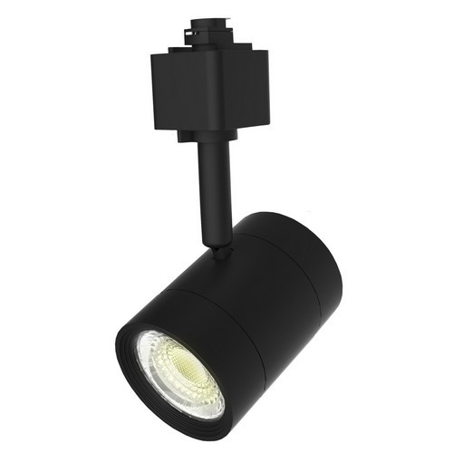 Morris Products 72705 LED Track Lighting 8.5W Black Juno Compatible