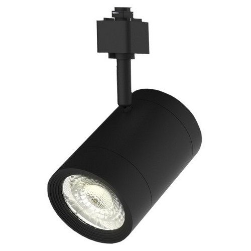 Morris Products 72711 LED Track Lighting 17W Black Juno Compatible