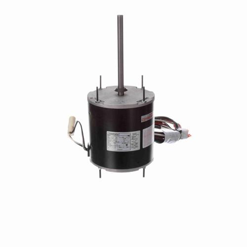 Century FE6003F 1/2-1/5 HP Condenser Fan Motor 825 RPM 2 Speed 208-230V 48 Frame MasterFit Pro Replaces Mars 20470