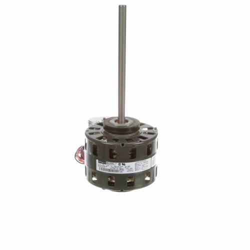 Fasco D290 1/10-1/15-1/25-1/40 HP Fan Coil/Room AC Motor 1050 RPM 4 Speed 115 V 42 Frame