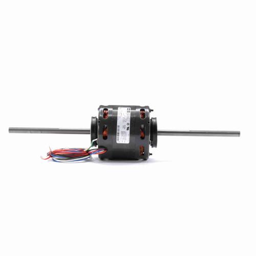 """Fasco D338 1/6-1/10-1/12-1/15 HP Fan Coil/Room AC Motor 1550 RPM 4 Speed 115 V 4.4"""""""