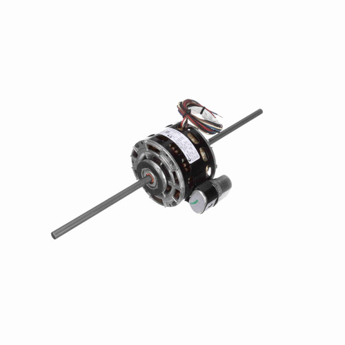 Century 748 1/6-1/8-1/10-1/12 HP OEM Replacement Motor, 1550 RPM, 4 Speed, 120 Volts, 42 Frame