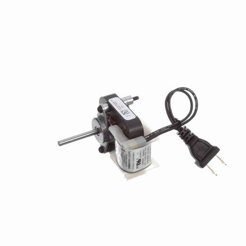 Fasco K614 1/150 HP C-Frame / Skeleton Motor, 2950 RPM, 120 Volts