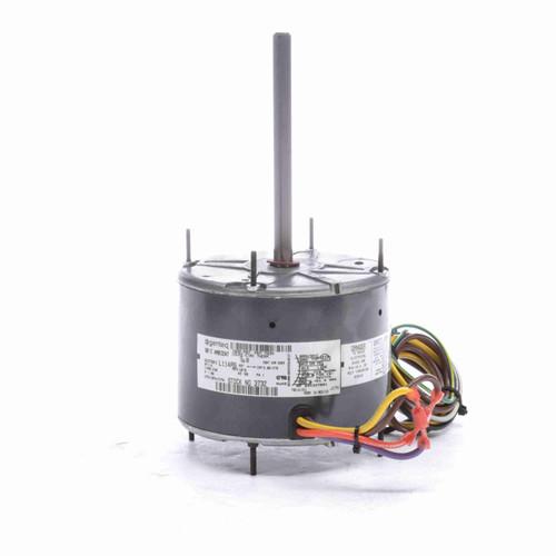 Genteq 3732 1/4 HP Condenser Fan Motor, 1075 RPM, 208-230 Volts, 48 Frame