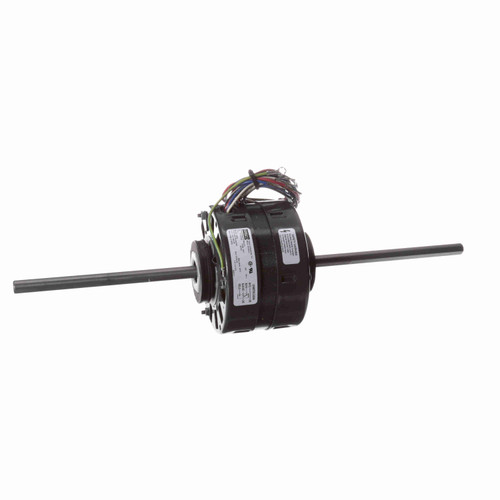 Fasco D255 Fan Coil / Room AC Motor, 1050 RPM, 3 Speed, 115 Volts, 42 Frame