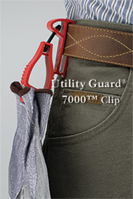 Glove Guard 7100BK Black Utility Guard