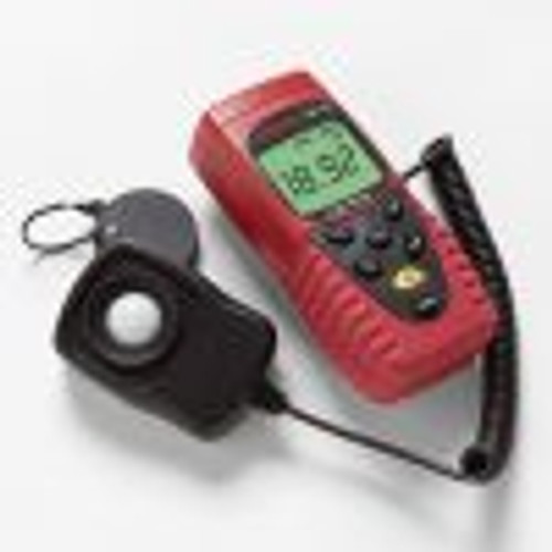 Amprobe LM-120 Light Meter with Silicon Photodiode and Filter