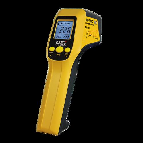 UEI INF195C Circular Laser 12:1 Infrared Thermometer w/ K-Type Input